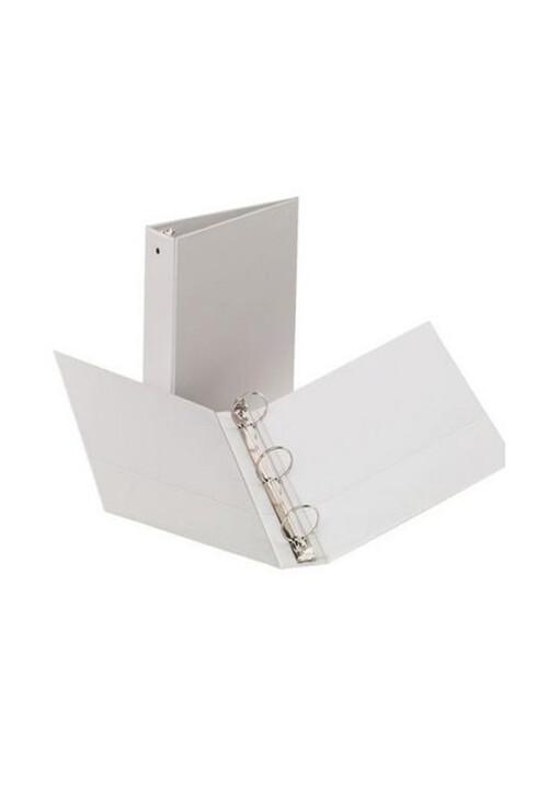Carpeta de 3 aros color Blanco