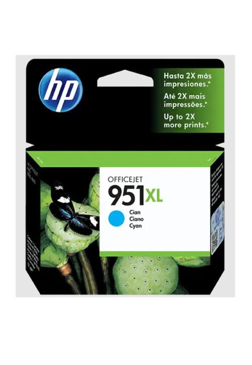 Cartucho HP Tinta 951xl Cyan Cn046al