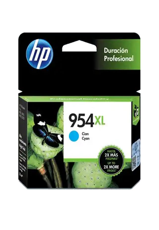 Cartucho de Tinta HP 954XL Cian Original Ls062al