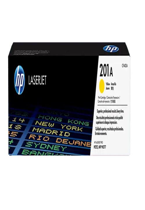 Cartucho de Tóner HP 201A Amarillo LaserJet Original CF402A