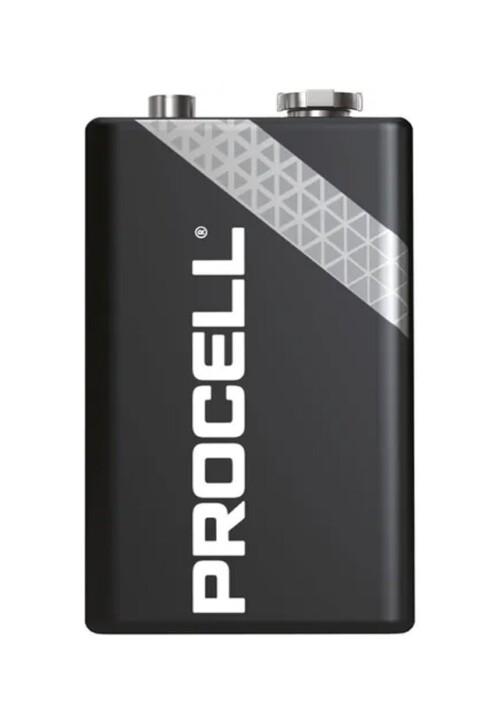 Batería 9 Volts Duracell ProcellLas pilas profesionales Procell Alcalina 9 V son ideales para dispositivos profesionales Todos los requerimientos de Almacenamiento, Cómputo y Tecnología que necesita tu negocio están en CIPAC