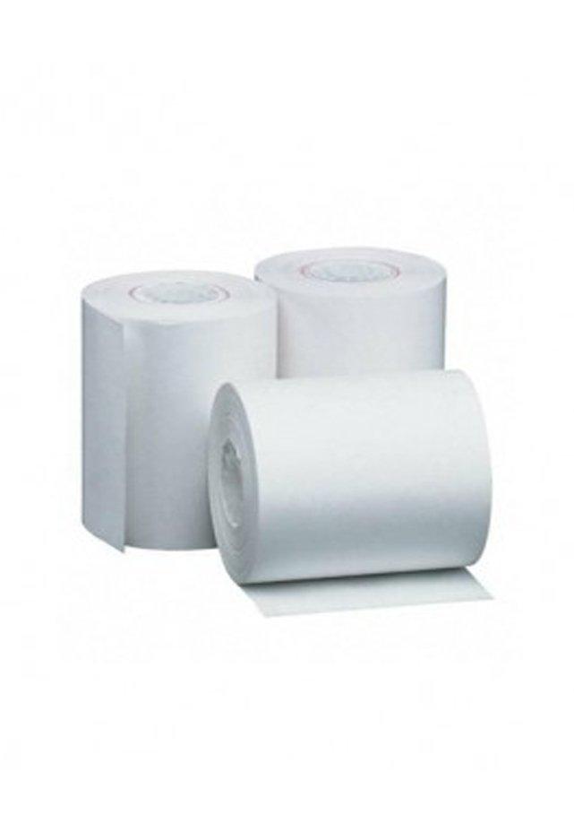 """Rollo para Sumadora 2"""" 1/4 Estándar por pieza. Todos los requerimientos de Rollo Térmico, papel y Papelería que necesita tu negocio están en CIPAC"""