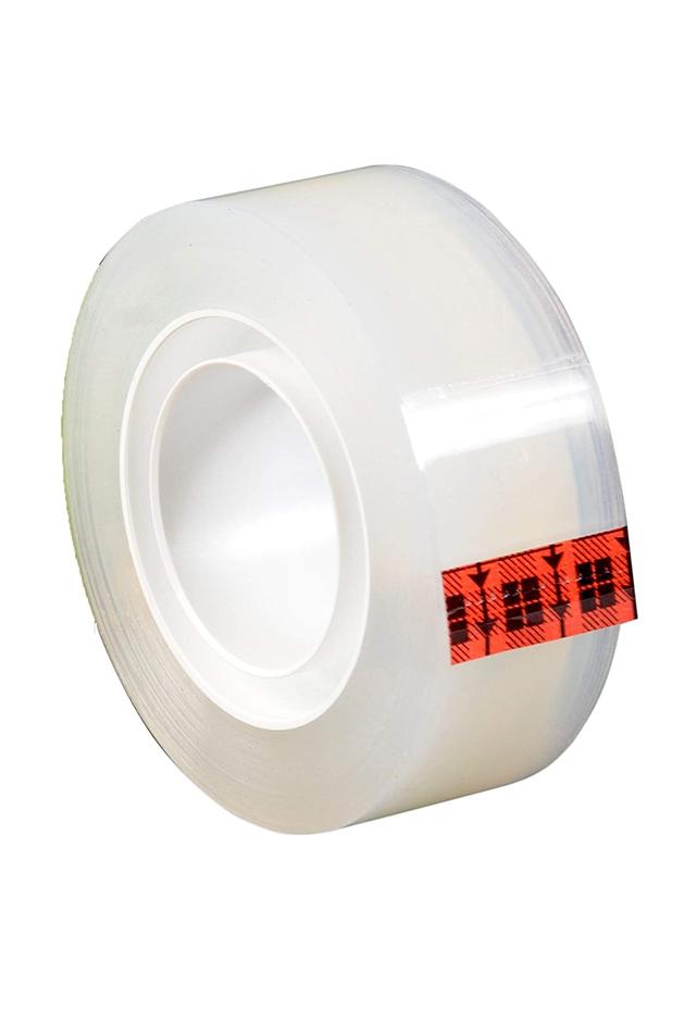 """Cinta Adhesiva Tape Transparente 3/4"""" x 1296"""" Económica, sella paquetes y bolsas. Todos los requerimientos de Etiquetas, Tape y Notas Adhesivas que necesita tu negocio están en CIPAC."""